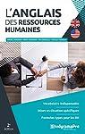 L'anglais des ressources humaines par Studyrama
