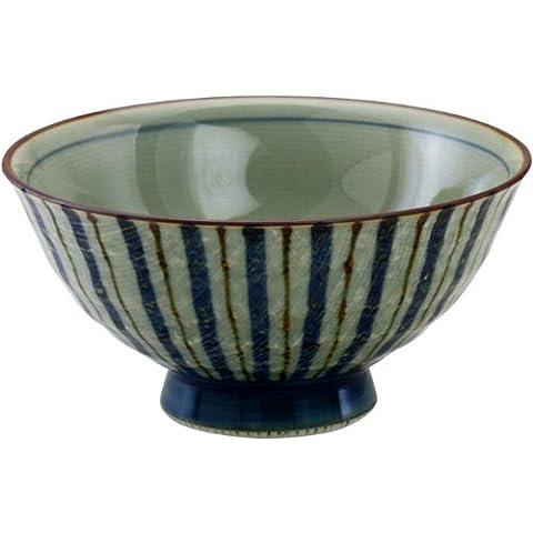 Dieci ciotola erba porcellana antica tinto (grande) (Giappone import / Il pacchetto e il manuale sono scritte in giapponese)