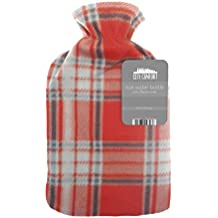 CC - Bolsa para agua caliente, 2 L, goma natural, ideal para mantener