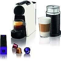 Magimix ESSENZA MINI + AEROCCINO Independiente Máquina espresso Blanco Totalmente automática - Cafetera (Independiente,