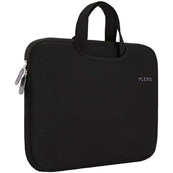 PLEMO Nylon Lycra Protection Laptop Sleeve Macbook/Macbook Pro/Macbook Air 13.3Inch, Fabric, Black