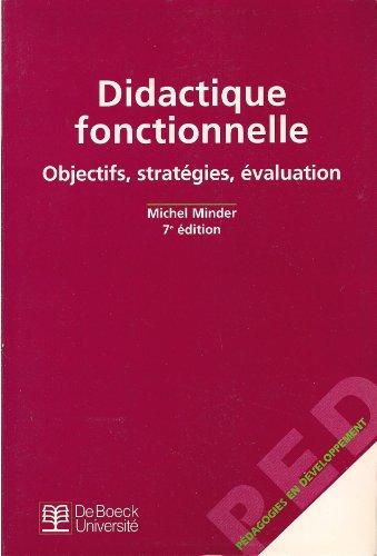 Didactique fonctionnelle, 7e édition