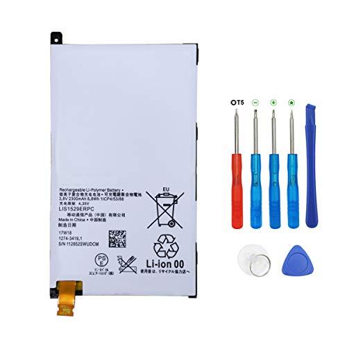 Swark Akku LIS1529ERPC für Sony Xperia Z1 compact / Z1 Mini D5503 Replacement, Repair Tool Kit