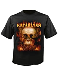 KATAKLYSM, Serenity in fire - T-Shirt XL