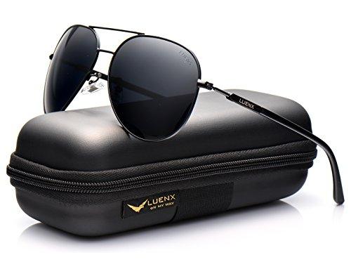 luenx-aviator-mens-sunglasses-polarized-mirrored-womens-with-case-uv-400-protection-black-lens-black