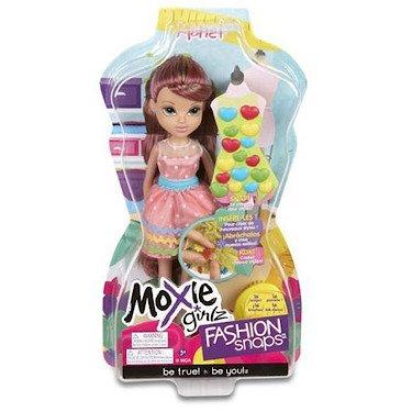 Moxie Girlz Moda Snap Snap n Style Monet