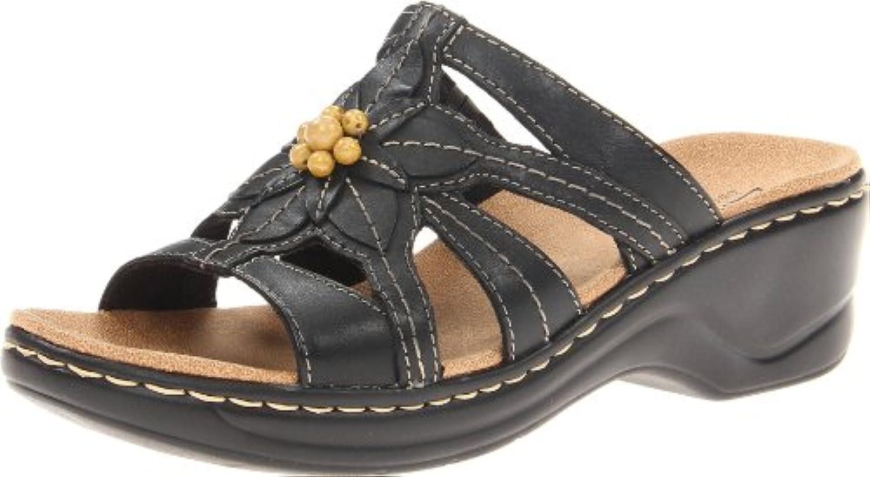 Clarks Wouomo Lexi Myrtle Sandal,nero,7 XW US | Valore Formidabile  Formidabile  Formidabile  1de3e6