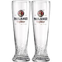 PAULANER BIER GLÄSER SET 6er 0,5 Liter NEU WEIZENBIER