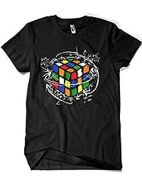 Camisetas La Colmena 4189-Rubikcube