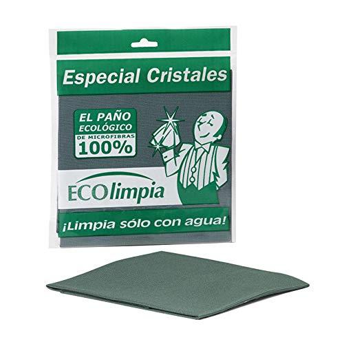 jobgar Bayeta Cristales ecolimpia 51x40 Verde