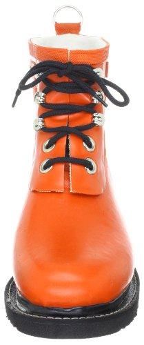 Ilse Jacobsen Short Rubberboot RUB2, Bottes de pluie femme Orange (TR-B2-Orange-46)
