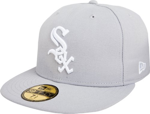 New Era MLB Chicago White Sox Basic 59 Fifty, Homme, Chicago White Sox