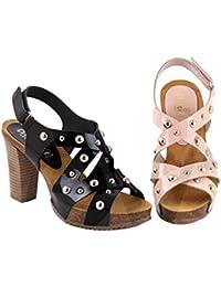Abril- 9380ab- Zapato Señora Piel