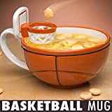 Best Male Birthday Gifts - BonZeaL Sports Basketball Mug Ceramic Coffee Mugs Tea Review