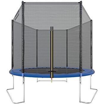 Ultrasport Gartentrampolin Jumper 251 cm inkl. Sicherheitsnetz