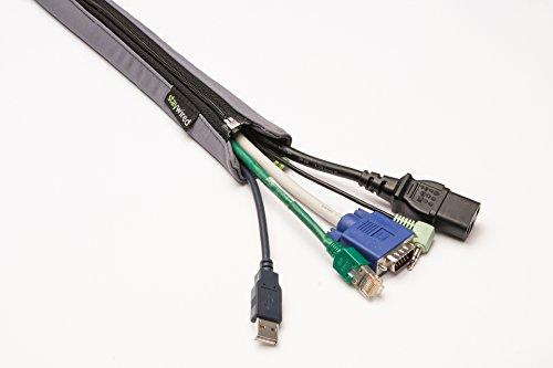 Staywired Pro Basic - 150 cm grau