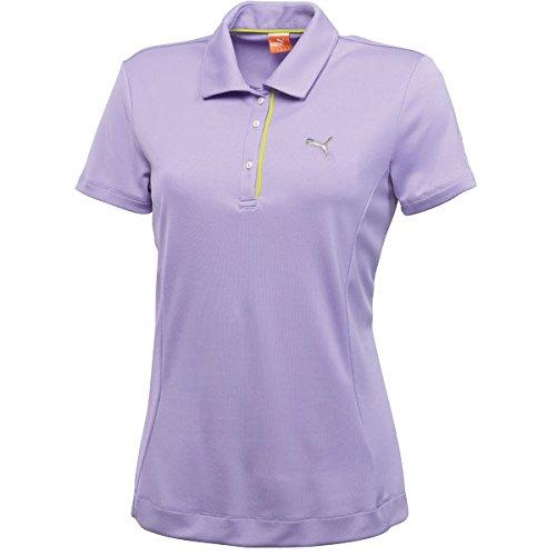 Polo Femme Puma Golf Tech - Couleur - Violet, Taille - XS