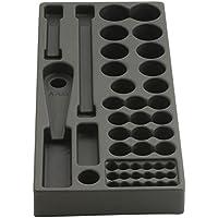 Facom P377 Plateau Rivetage pour Module doutils Noir