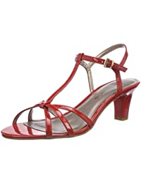 6e6c140d792 Tamaris Women s s 1-1-28329-22 Ankle Strap Sandals