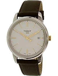 Tissot Classic Dream Herrenuhr Lederband T0334102601101
