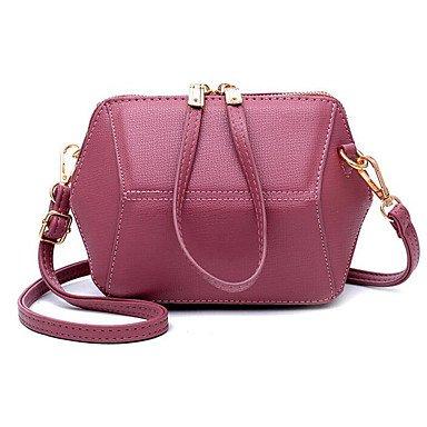 Frauen PU zwanglosen Outdoor Klt Blushing Pink