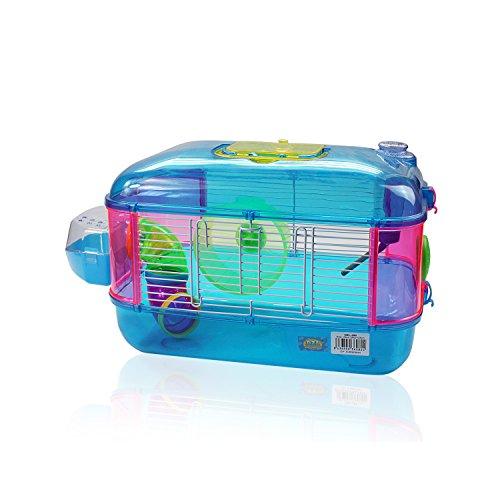 DI ZE LIN PET HOME S.L DZL Cage pour hamster en...