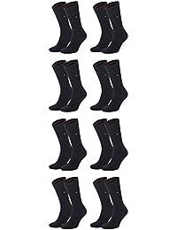 TOMMY HILFIGER Herren Classic Casual Business Socken 8er Pack