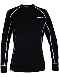 Trespass mujer basegirl Base capa superior, mujer, Basegirl, negro, XL