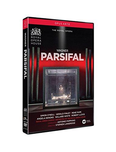 Wagner: Parsifal (Royal Opera House, 2014) [DVD]