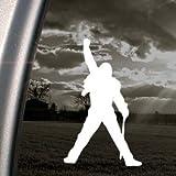 Queen Freddie Mercury Decal Truck Window Car Sticker