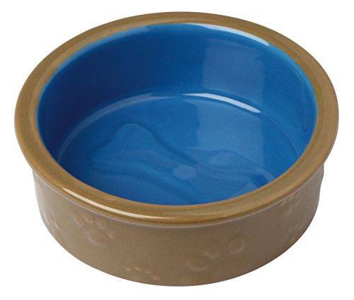 Kerbl Keramiknapf BONE für Hunde 300ml (Keramik Bone Hundenäpfe)