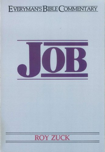 Job (Everyman's Bible Commentary Series)