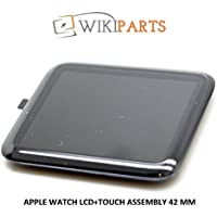 LCD Screen Digitizer Assembly For Apple Watch 42mm Replacement Sapphire Glass