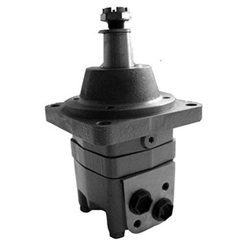 Hydraulischer Motor 99,8CC/Rev cyl. Rad Halterung 4-Loch, 32mm Parallel eingegeben Schaft (Rev Räder)