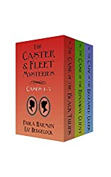The Caster & Fleet Mysteries: Cases 1-3 (English Edition)