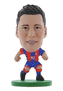 Soccerstarz SOC751 - Figura Decorativa de Bola de Cristal con Texto en inglés Crystal Palace Joel Ward Home Kit