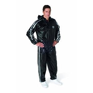 Everlast Erwachsene Boxartikel Ex5013 14 Super Sweat Hooded Sauna Suit