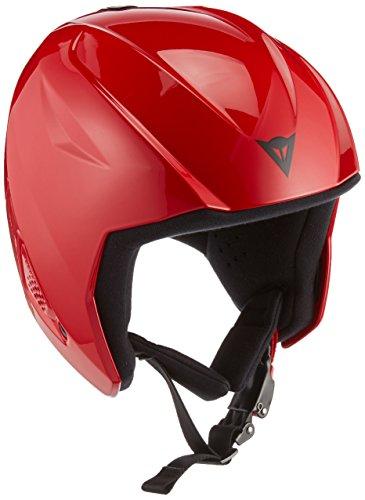 Dainese Snow Team Jr EVO Helmet Casco de Esquí, Niños, Rojo, M