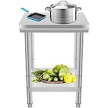 Amazon.es: mesas de trabajo cocina