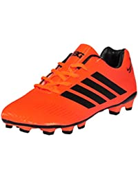 GBG Mens Messi Synthetic Leather Football Studs Shoes