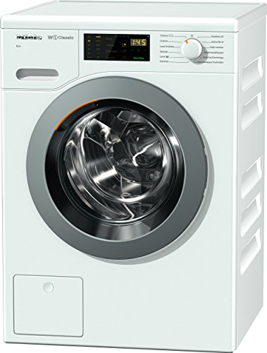 Miele WDB020�Eco Freestanding Front-Load 7�kg 1400rpm A + + + White�-�Washing Machine (Freestanding, Front Loading, White, Right, LED, 2�m)