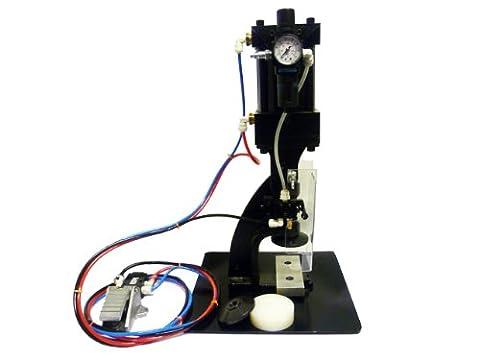 Pneumatic Button / Snap Fastener / Eyelet Machine Osborne No.3