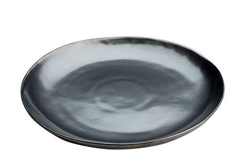Sibo Homeconcept - Loft Zinc Ass Dessert 21 cm (Lot de 6)