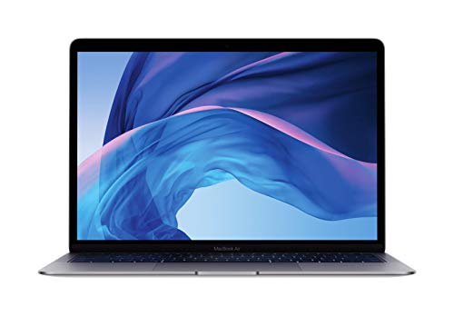 Apple MacBook Air MRE82HN/A 13.3-inch Laptop (Core i5-8210Y/8GB/MacOS Mojave/Integrated Graphics), Space Grey
