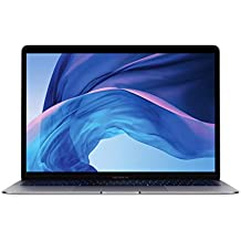 Apple MacBook Air MRE92HN/A 13.3-inch Laptop (Core I5-8210Y/8GB/256GB/MacOS Mojave/Integrated Graphics), Space Grey
