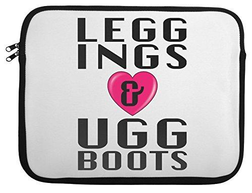 leggings-ugg-boots-slogan-laptop-case-13-14-15-15