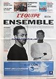 Telecharger Livres EQUIPE L No 19619 du 21 03 2008 FOOTBALL DOMENECH RATISSE LARGE L OM EN VIENT AUX MAINS CARQUEFOU FETE SES HEROS NATATION MANAUDOU REPREND SON BIEN ENSEMBLE PAR EXEMPLE (PDF,EPUB,MOBI) gratuits en Francaise