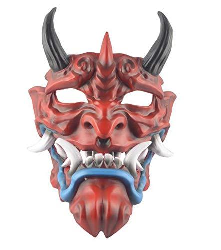 LPP Máscara de Halloween