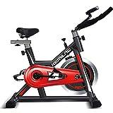 CCDZ Spinning Bicicleta Ejercicio En Casa Interior Mute Deportes Bicicleta Gimnasio