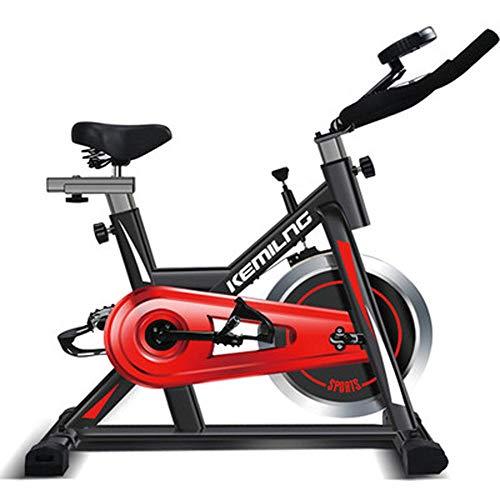 ccdz allenamento spin bike bici da fitness home trainer cyclette professionale